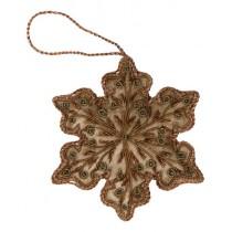 Материал: ткань с наполнителем и декоративной вышивкой