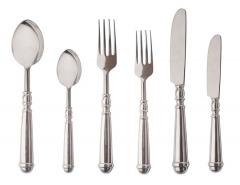 Набор из шести столовых предметов