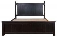 Кровать из тополя