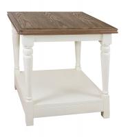 Квадратный стол в стиле прованс в стиле прованс