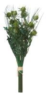 Тристал зеленый травяной в стиле прованс