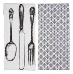 Полотенце для кухни (комплект из 2 штук)