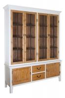 Книжный шкаф в стиле прованс