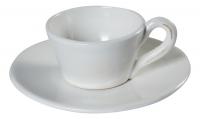 Чашка с блюдцем в стиле прованс