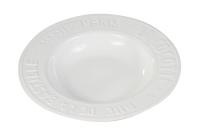 "Тарелка для супа ""Metro"" в стиле прованс"