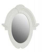 Зеркало в обрамлении в стиле прованс