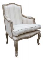 Кресло в стиле прованс