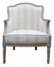 Кресло (белый дуб)