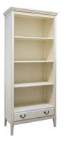 Книжный шкаф (береза) в стиле прованс