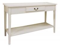 Белый стол в стиле прованс в стиле прованс