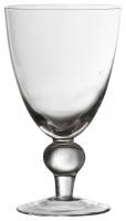 Бокал для вина (прозрачный) в стиле прованс
