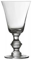 Бокал для вина (прозрачное) в стиле прованс