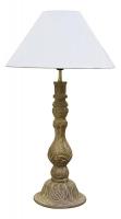 Настольная лампа в стиле прованс