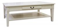 Кофейный стол в стиле прованс