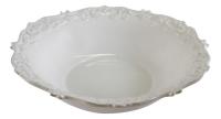 Салатная глубокая тарелка в стиле прованс