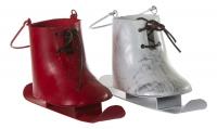 Набор из двух декоративных ботинок в стиле прованс