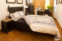 Комплект постельного белья SILVER PALACE в стиле прованс