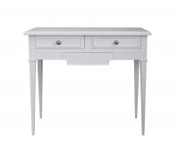 Пристенный столик в стиле прованс